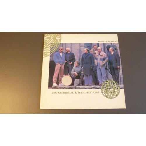Van Morrison & The Chieftains Irish Heartbeat